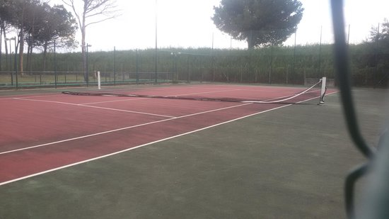 Camping Thurium Villaggio: tennis