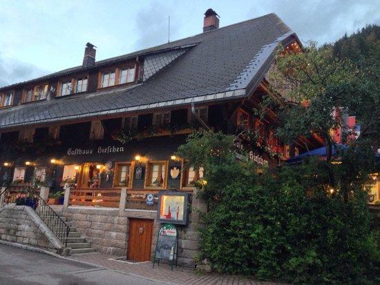 Hotel St Blasien Schwarzwald