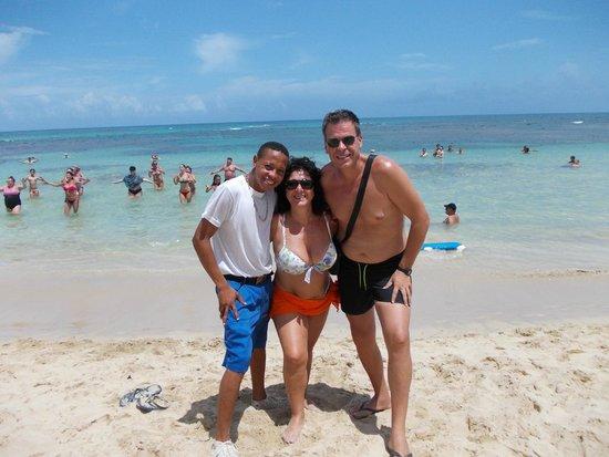 Grand Bahia Principe El Portillo: eliezer animador