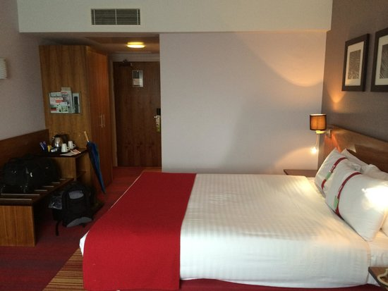 Holiday Inn Norwich City: My bedroom