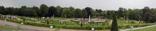 Potsdamer Gärten: Panorámica 1