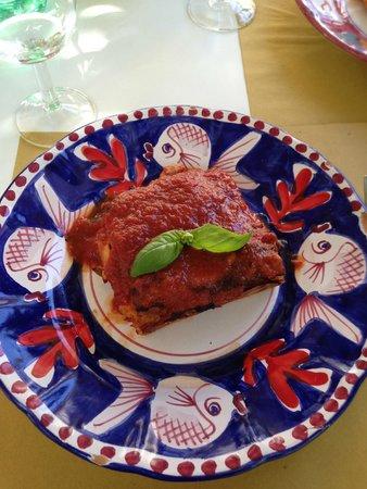 Artis Domus Relais: lasagna