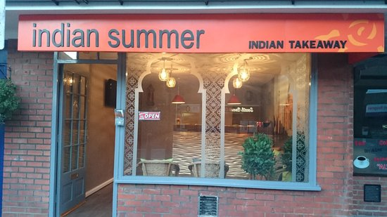 Indian Summer Indian Takeway