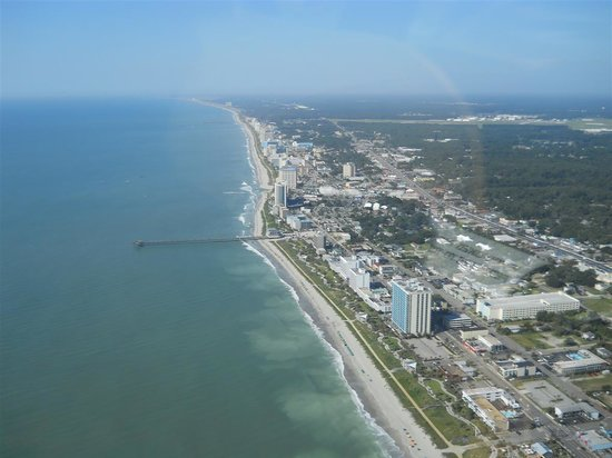 Helicopter Tours Myrtle Beach