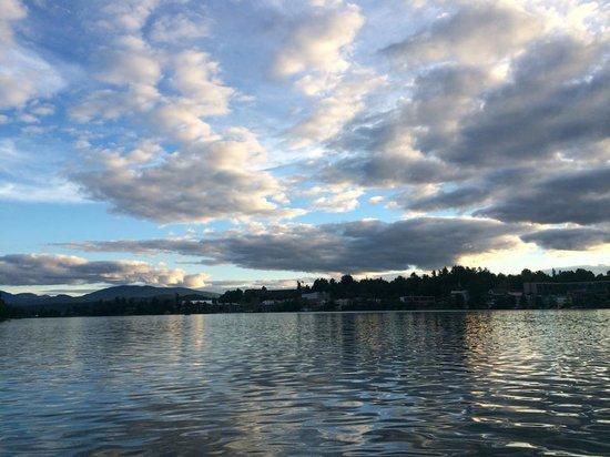 Mirror Lake Inn Resort & Spa : Our Lake View