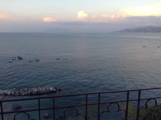 Capri Inn : Vistas desde la habitación