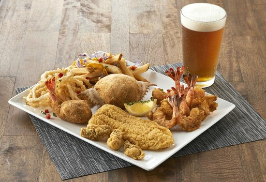 Need A Reservation To Eat Review Of Landry S Seafood House Corpus Christi Tx Tripadvisor