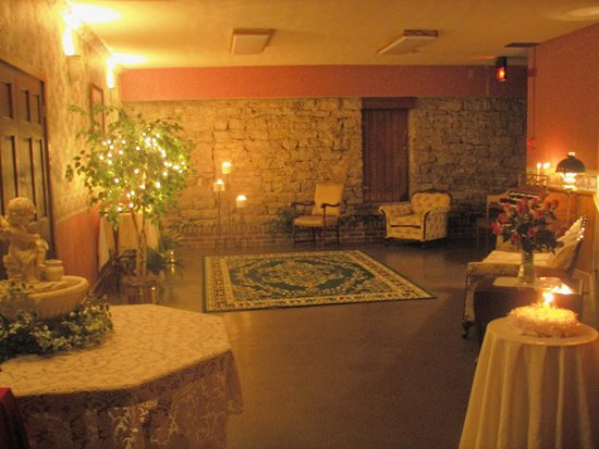 Grand Central Hotel & Spa: Small Wedding Parlor
