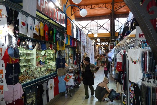 Central Market Hall : Souveniers gibt s auch