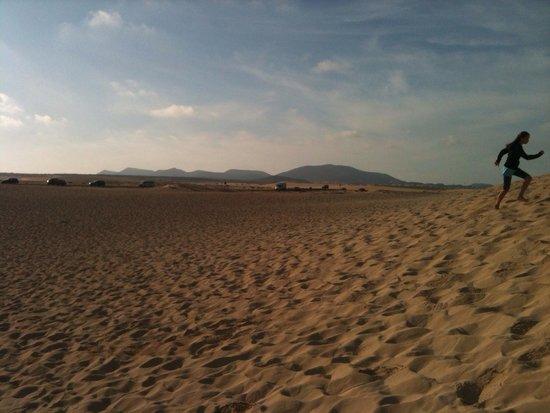 Corralejo Dunes: Dune giornata indimenticabile