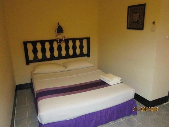 Sawasdee Sabai: Вид на кровать