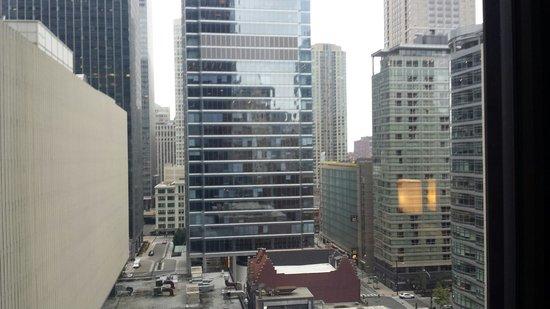 The Langham, Chicago: 10 floor west view.