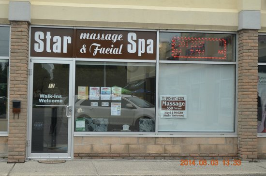 Star Massage Therapy & Facial Spa