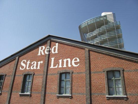 Red Star Line Museum : facade