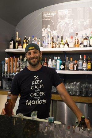 Mario's Kitchen : bar