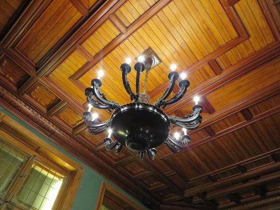 Europa Royale Riga: ceiling