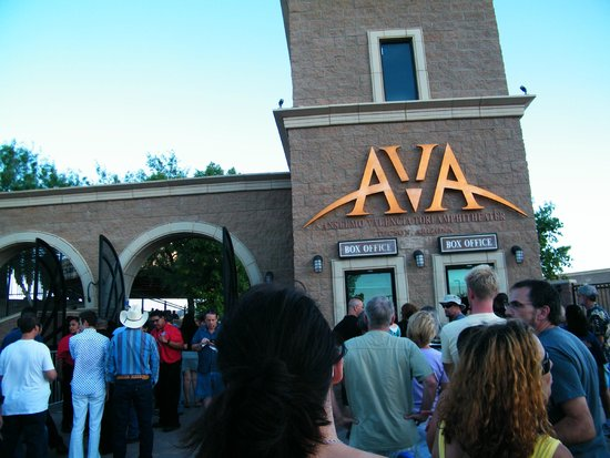 AVA Amphitheater