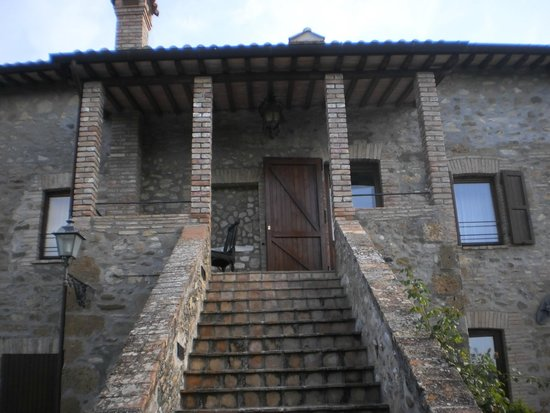 Inn Casa Country House : ingresso camere