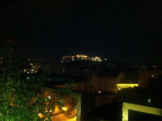 Olive Garden : Midnight at acropolis