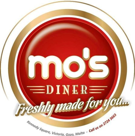 Mo's Diner, eat in or take out