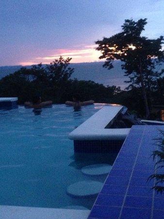 La Omaja Hotel and Restaurant: Fim de tarde