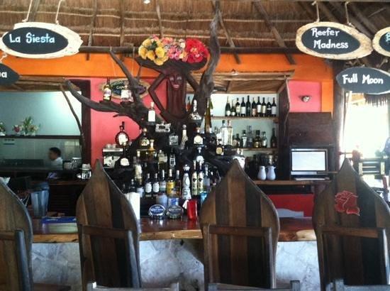 La Zebra Colibri Boutique Hotel : grab a drink and chill!
