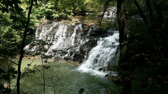 Tullahoma, Теннесси: Rutledge Falls
