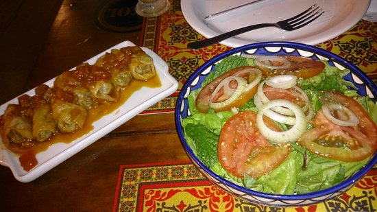 Pimenta Siria Buzios: Excelente comida!