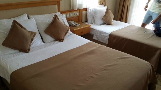 Doruk Hotel: Rooms