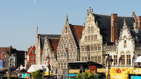 Ghent City Center: Ghent festival