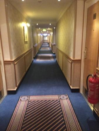Copthorne Tara Hotel London Kensington: Good upkeep