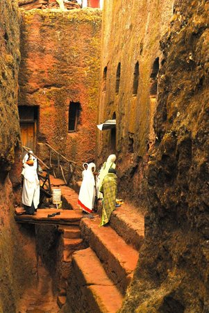 Lalibela with local tour guide, ayalew abey: ayalewabey24@gmail.