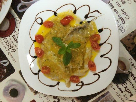 Ristorante Pizzeria Sa Marina: Tartara alla veneziana