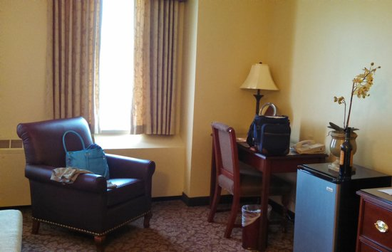 Marcus Whitman Hotel & Conference Center : Tower Executive Room