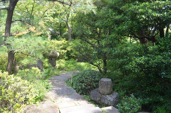 Nezu Museum: Gardens