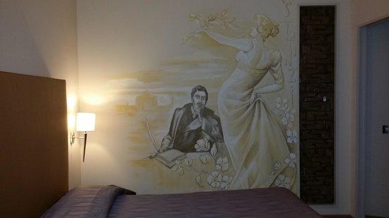 Bologna Hotel Pisa: Recamara comoda