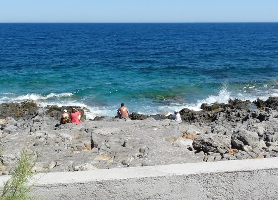 Smartline Vasia Village: Direct aan zee, maar geen mogelijkheid om erin te gaan !