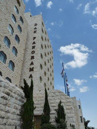 Dan Panorama Jerusalem: Hotel front