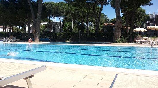 Park Hotel Marinetta: Piscina riscaldata