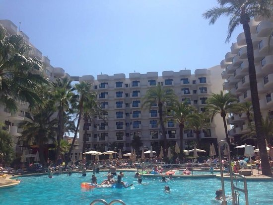 Protur Palmeras Playa Hotel: Lovely hotel