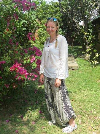 The gardens of Cottage Garden Bungalows
