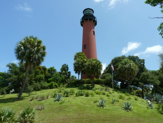 Jupiter, FL: Lighthouse