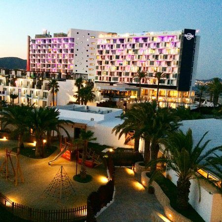 terraza habitacion picture of hard rock hotel ibiza playa d 39 en bossa tripadvisor. Black Bedroom Furniture Sets. Home Design Ideas