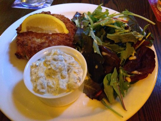 The Star Inn: Monster fish cake