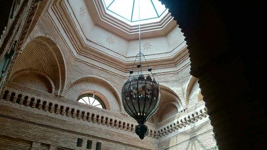 Hotel Les Jardins de l'Agdal : L entrée