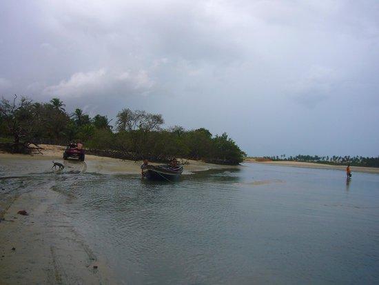 Jeri Viagens Off Road: Praia do Mangue