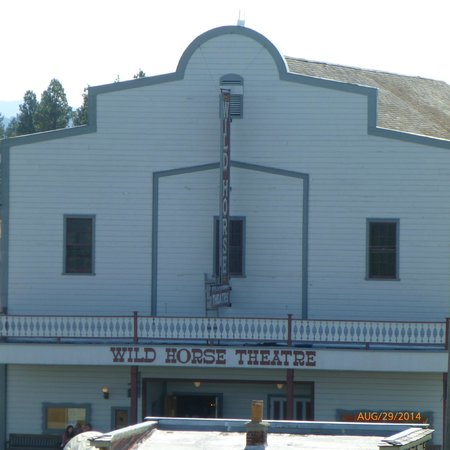 Fort Steele Heritage Town: Theatre
