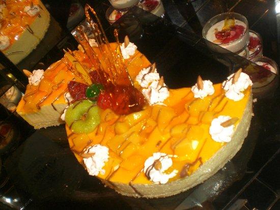 Velidhu Island Resort : Leckere Torte