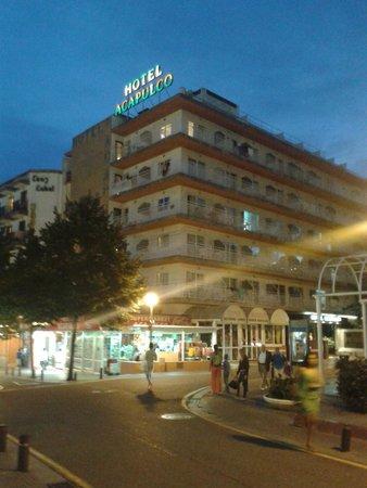 Hotel Acapulco Lloret de Mar: Hotel
