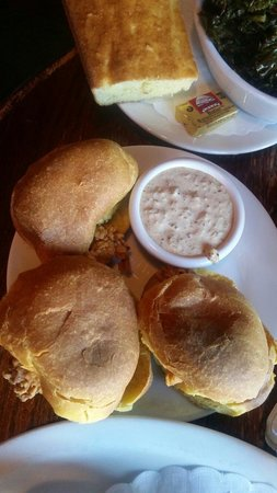 Southside 815: Oyster Sliders!
